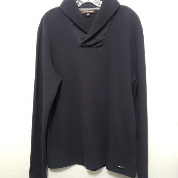 Michael Kors Other - Michael Kors | Dark Blue Thermal Sweater